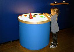 Interactive Art Museum Exhibit - Paul Orselli Workshop