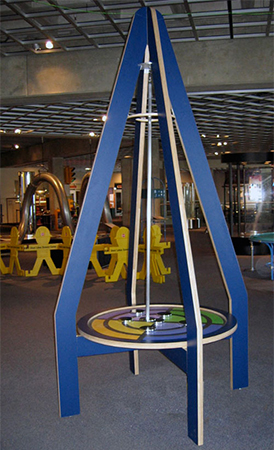 Exhibit Design Consultant Paul Orselli - Childrens Museum Work Example