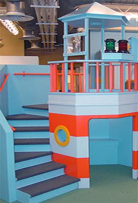 Museum Exhibit Designer - Paul Orselli Exhibit Designer
