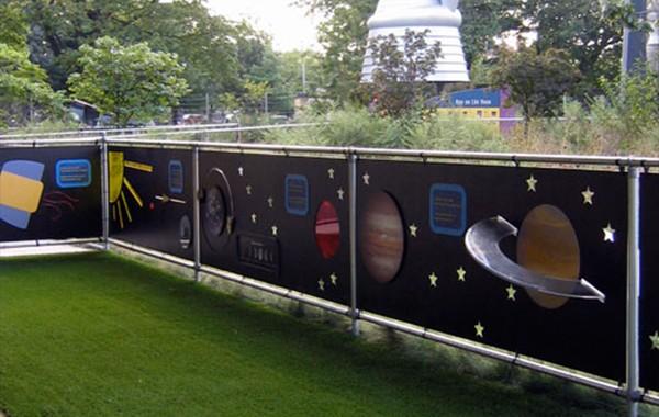 Solar System Wall