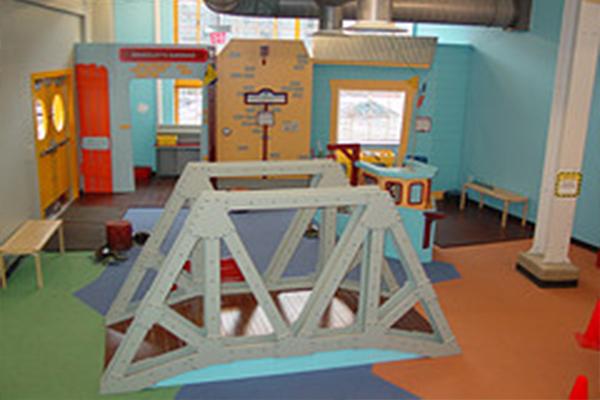 Interactive KidsBridge