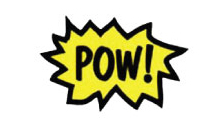Paul Orselli (POW) Logo