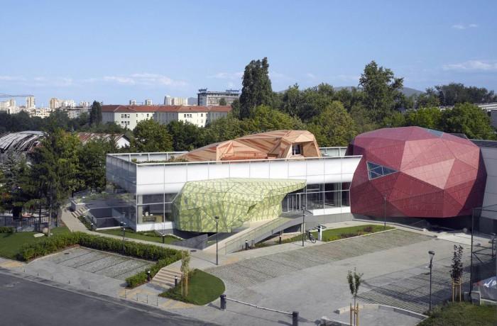 Muzeiko Building