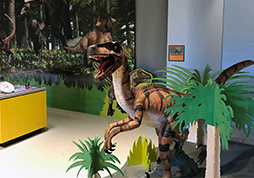 childrens museum dinosaur exhibit west hartford
