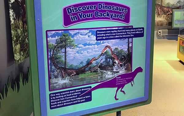 Dinos Sign