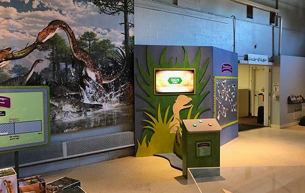 Dino Game Show