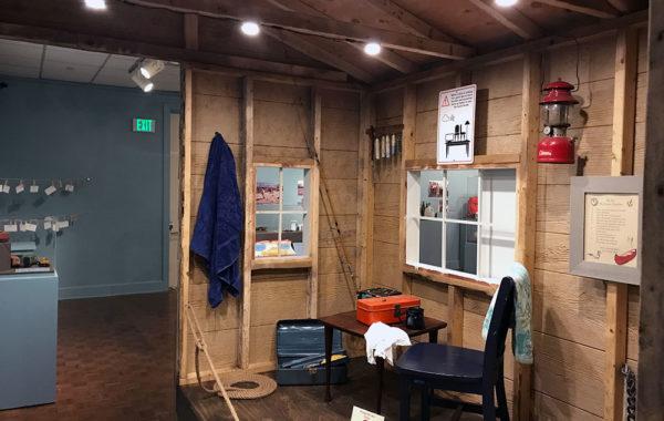 Bay House Interior