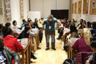 More images from the Beijing museum workshop
