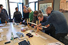 Activities at Huttinger Germany museum Workshop
