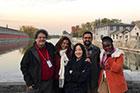 the ICOM-ITC Beijing Workshop team
