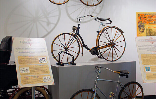 Antique Bicycles